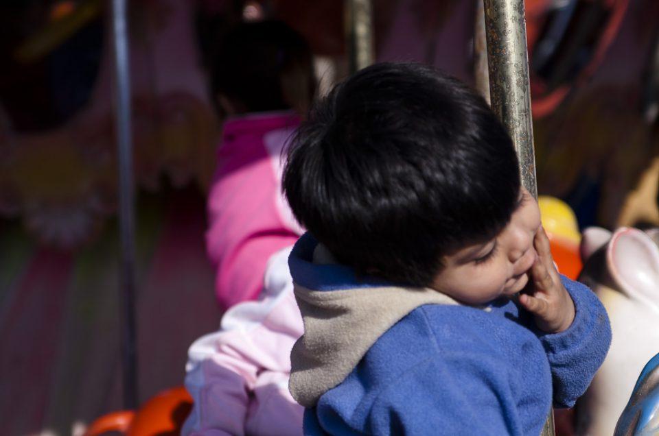 Feria del poncho a Catamarca