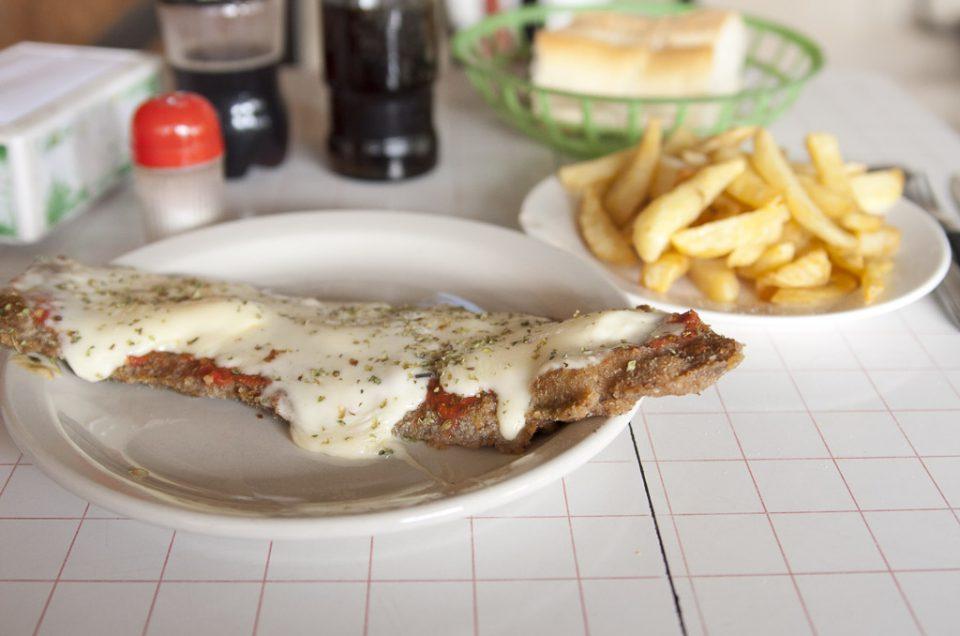 Qu'est-ce qu'on mange en Argentine?