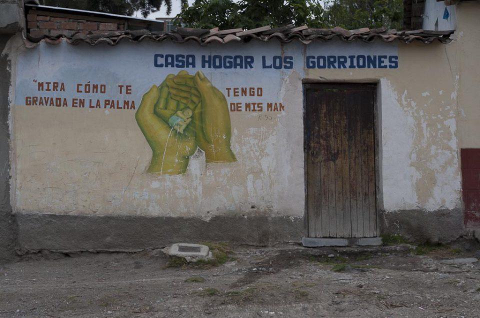La petite maison dans Ayacucho