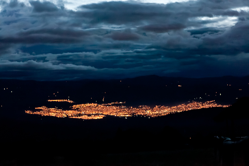 Ayacucho by night