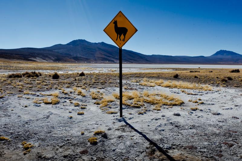 Seulement au Pérou…