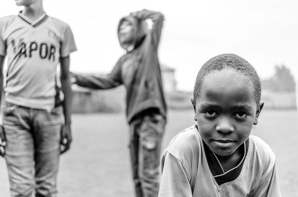 Dans les yeux de Nairobi