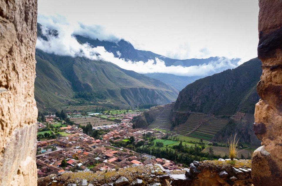 Retour aux Andes