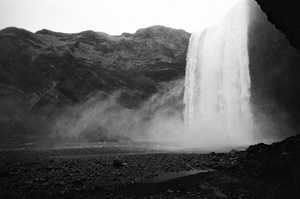 L'Islande, côté argentique